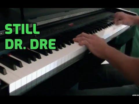Still Dr. Dre piano cover (sheet+midi)