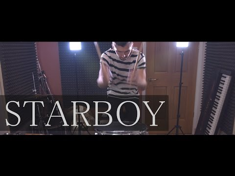 The Weeknd - Starboy ft. Daft Punk (Cover By Ben Woodward)