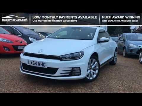 2014 VOLKSWAGEN SCIROCCO 2.0 TDI BLUEMOTION TECHNOLOGY FOR SALE | CAR REVIEW VLOG