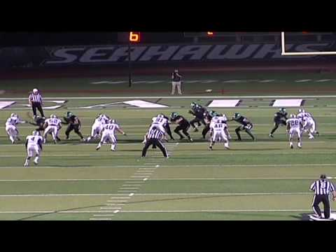 Dimitrius Smith Defensive Line Monmouth University Highlights