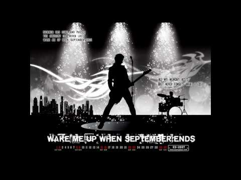 Green Day - American Idiot - Wake Me Up When September Ends - HD (High Definition)