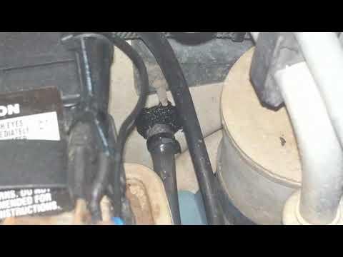 DIY FIX: Jeep Wrangler tj AC leak Passenger side water leak FIX