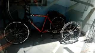 як зробити трьох колісний велосипед своїми руками