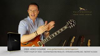 Baixar Hold your pick in just one way - Guitar mastery lesson