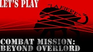Let's Play Combat Mission: Beyond Overlord - 25 - La Fiere, Part 2