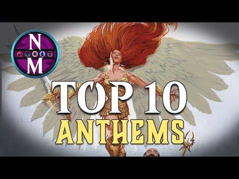 MTG Top 10: Anthems