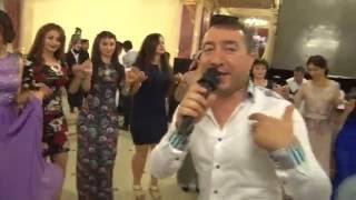 Рустам Шамоев на свадьбе в ресторане Ритм 2016 питилетка ахыска свадьба