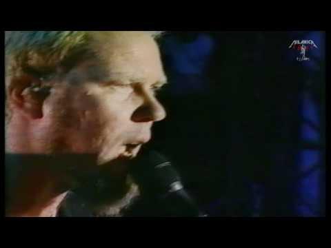 Metallica - No Leaf Clover HQ - Baltimore 2000  - Live