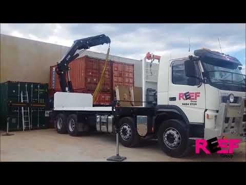 Hiab Trucks Perth, Hiab Transport & Cranes - Fast Free Quote