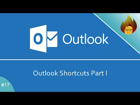 Outlook Shortcuts Part I | MS Outlook 365