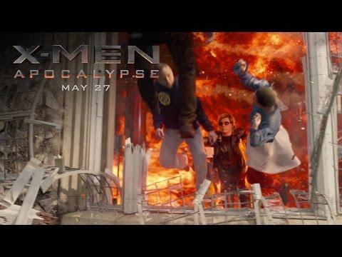 X-Men: Apocalypse   The Extraction [HD]   20th Century FOX