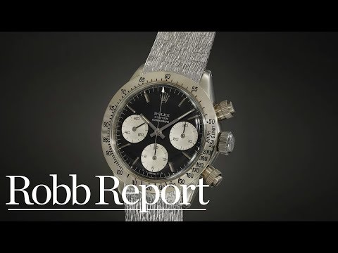 Paul Boutros of Phillips Auction House on The Upcoming Sale of This Year's Most Important Watches