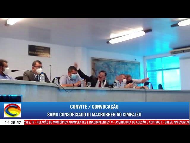 SAMU CONSORCIADO III MACROREGIAO DE SAÚDE - CIMPAJEÚ