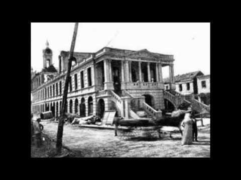 Galveston, Texas (1900 Storm)
