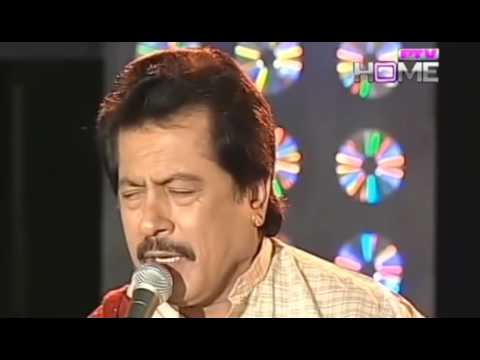 ✔ Attaullah Khan Songs ► Idhar Zindgi Ka Janaza ► Pakistani Urdu Ghazal Hd Video   Downloaded from y