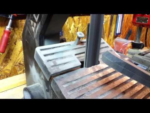 Making G10 knife handles: Part 1