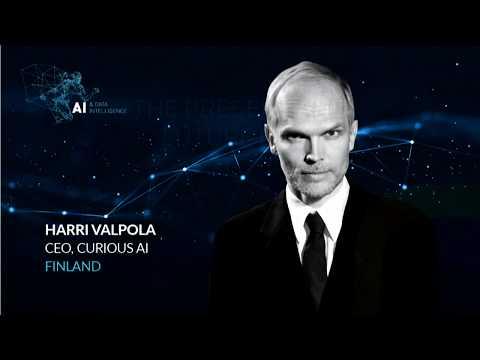 AI & Data Intelligence 2019 / Harri Valpola / Curious AI