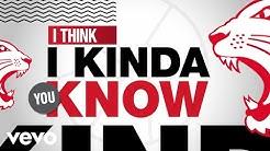 I Think I Kinda, You Know (HSMTMTS   Official Lyric Video   Disney+)