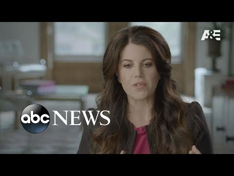 Exclusive 1st look as Monica Lewinsky speaks out on Clinton