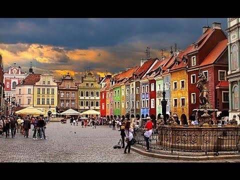 Poznań, Poland travel /Місто Познань.