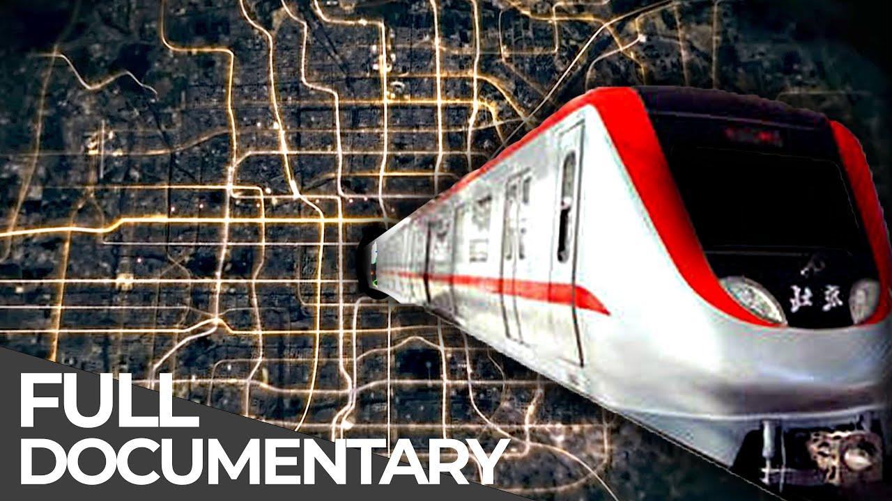World's Largest Metro Network: Beijing Metro   China's Mega Projects   Free Documentary