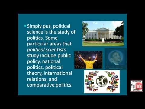 Introduction to Political Science (Quick Review)