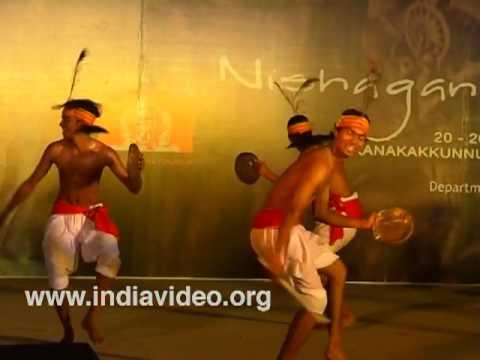 Adivasi Pawara dance from Dhule district, Maharashtra, tribal dance