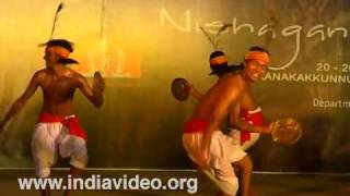 Adivasi Pawara dance from Dhule district, Maharashtra, tribal dance