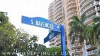 """Coconut Grove"" Miami neighborhood video (Real Estate)"