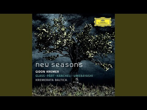Glass: Violin Concerto No. 2 - The American Four Seasons - Song No. 2