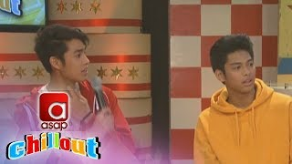 ASAP Chillout:  Ricci Rivero opens up online clothing store