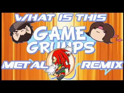 Game Grumps What is this Metal Remix