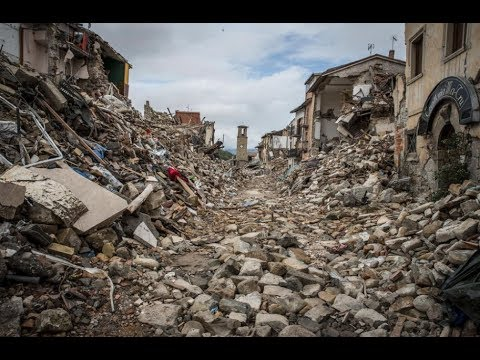 Scientists are predicting HUGE Earthquakes for 2018