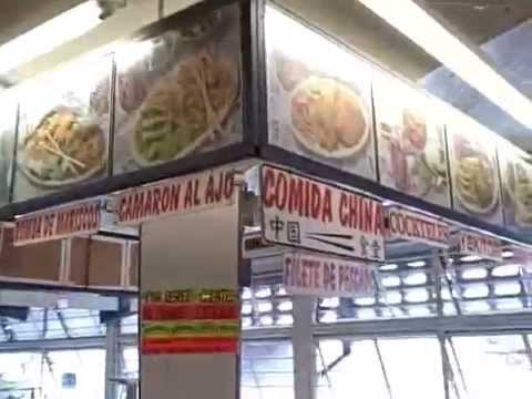 mercado san juan de dios guadalajara mexico