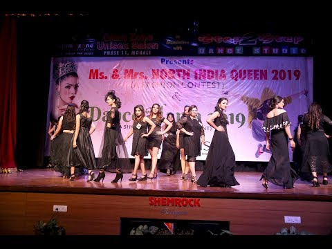 Introduction Round (Miss & Mrs) Fashion Show Contest | Step2Step Dance Studio | India's Super Model