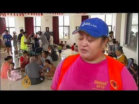 Cyclone Evan keaves thousands homeless in Samoa