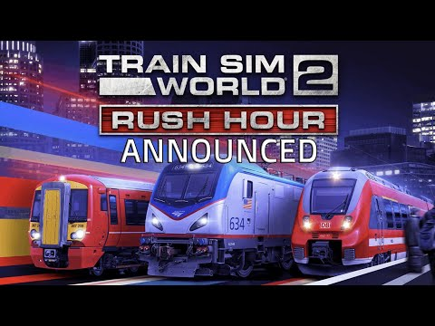 Train Sim World 2: Rush Hour Routes INFORMATION!! |