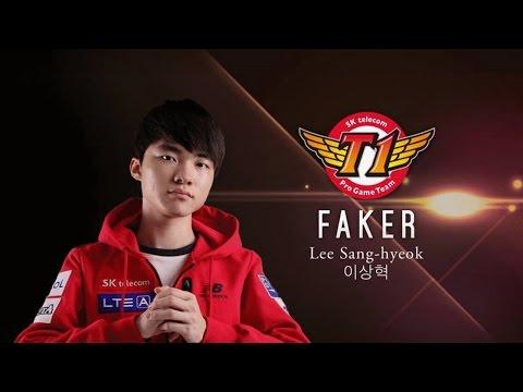 Faker'la Aynı Takımdayım!-League of Legends İzleyici Oyunları