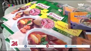 Đường dây buôn bán sản xuất mỳ chính giả xuyên biên giới - Tin Tức VTV24