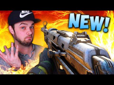 Black Ops 3 NEW GUN - IS IT A