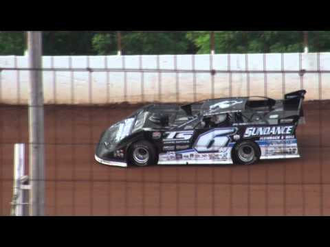Lucas Oil Late Models Hot Laps Group 2 @ Tazewell Speedway 05/29/15