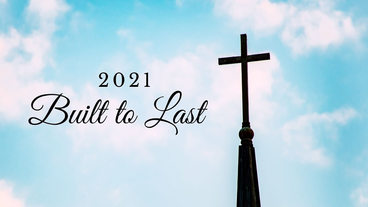 17 Jan 2021: Build To Last ~ Ps. Robby Andrianus
