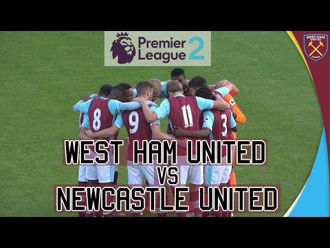 PREMIER LEAGUE 2 HIGHLIGHTS: West Ham United vs Newcastle United
