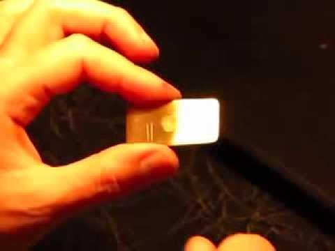 как определить золото или не Легкий тест проверить золотые украшения серьги кольца gold light test