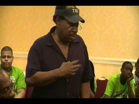 Catherine Brooks/Fred Shuttlesworth speaking