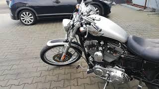 Harley-Davidson Sportster XL 1200 Rok 2003 19900 zł Moto Malina