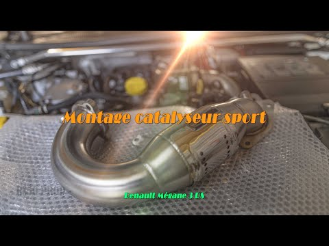 Sport Catalyst Montage - Renault Mégane 3 RS from YouTube · Duration:  25 minutes 6 seconds
