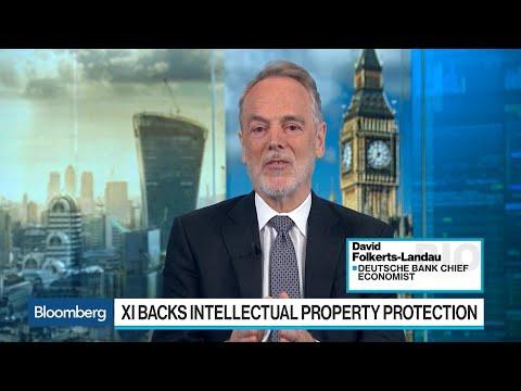 Folkerts-Landau Says International Financial Systems Have Failed to Correct Balances