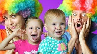 Funny Face Song   Nursery Rhymes & Kids Songs by Olivia Kids Tube