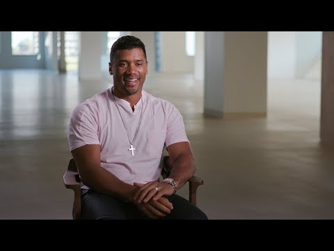 Russell Wilson, Super Bowl Champion Quarterback | MAKERS Profile